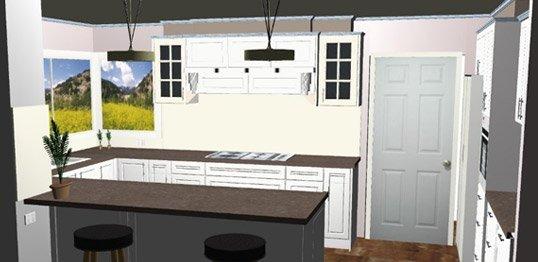 designer kitchen Melbourne