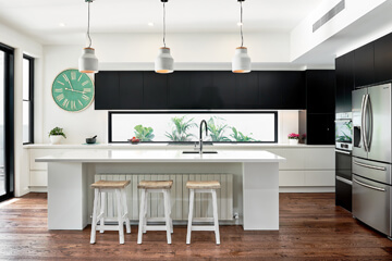 kitchen cabinet makers Black Rock