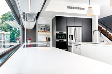 Custom kitchens Black Rock